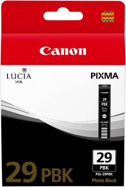 Canon PGI-29 PBK Tintenpatrone fotoschwarz