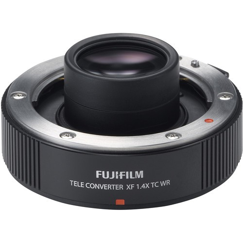 Fujifilm XF 1.4x TC WR Teleconverter - Frontansicht