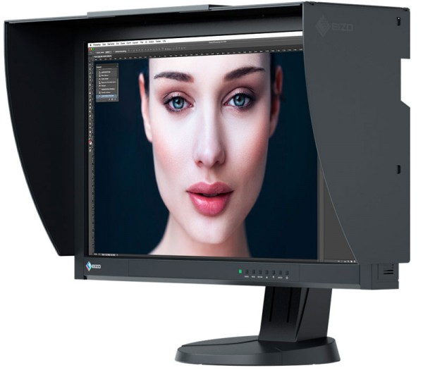 Eizo CG277 ColorEdge - Frontansicht