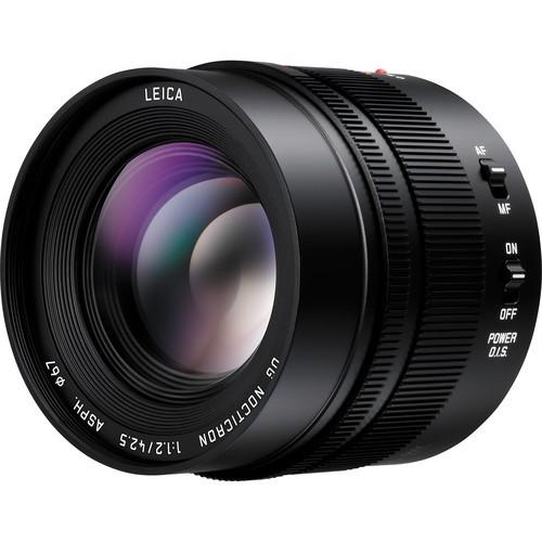 Panasonic Leica DG Nocticron 42.5mm f/1.2 ASPH. Power O.I.S Objektiv