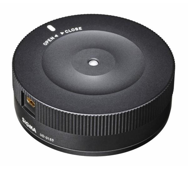 Sigma USB-Dock für Canon EF-Mount Objektive - Frontansicht