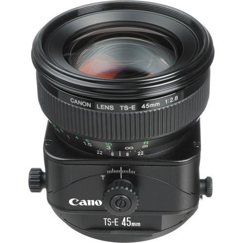 Canon TS-E 45mm f/2.8 Objektiv