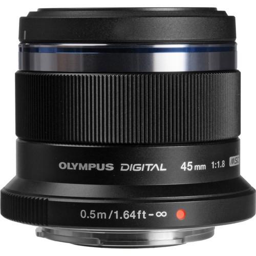 Olympus M.Zuiko Digital 45mm f/1.8 Objektiv
