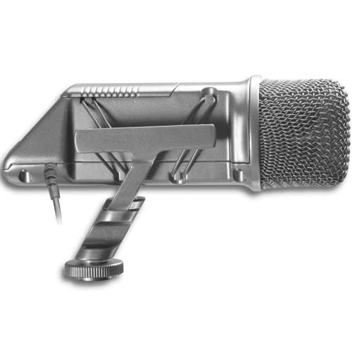 Rode Stereo VideoMic Mikrofon - Seitenansicht