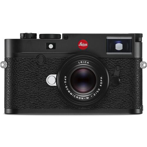 Leica M10-R Gehäuse 20002 schwarz