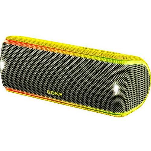 Sony SRS-XB31 Wireless Bluetooth Lautsprecher - Schrägansicht
