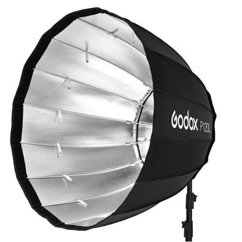 Godox P120L Parabolic Softbox - Schrägansicht