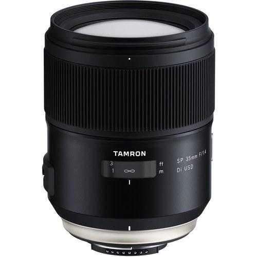 Tamron SP 35mm f/1.4 Di USD Objektiv für Canon EF