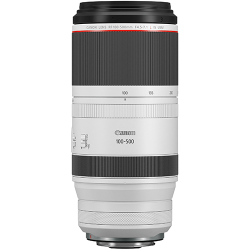 Canon RF 100-500 f/4.5-7.1 L IS USM