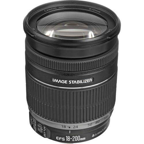 Canon EF-S 18-200mm f/3.5-5.6 IS Objektiv