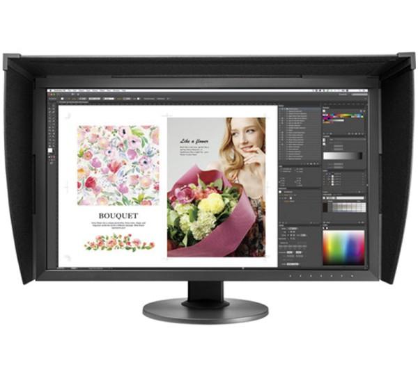 """Eizo ColorEdge CG-2730 27"""" Wide Monitor - Frontansicht"""