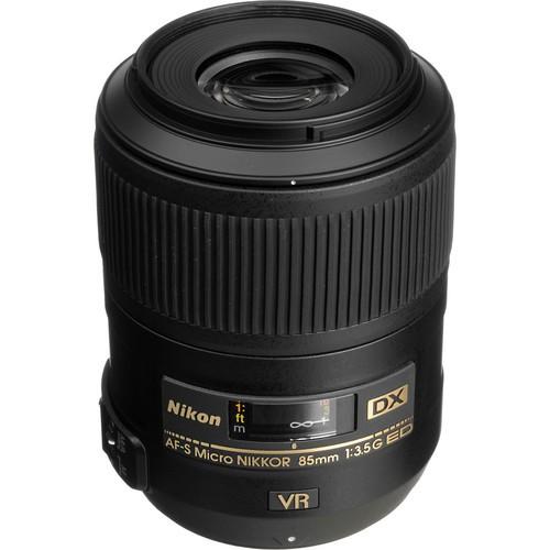 Nikon AF-S DX Micro Nikkor 85mm f/3.5 G ED VR Objektiv
