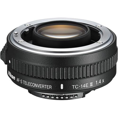Nikon Telekonverter 1.4x TC-14E III - Frontansicht