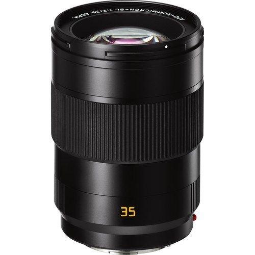 Leica APO-Summicron-SL 35mm f/2 ASPH. Objektiv - Frontansicht