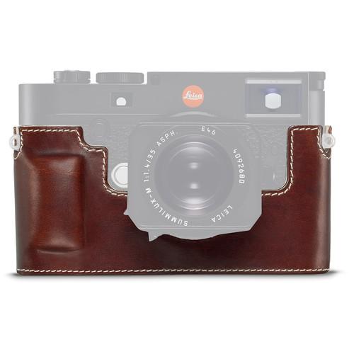 Leica Leder Protektor Vintage braun für Leica M10
