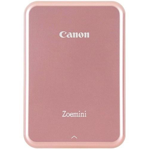 Canon Zoemini mobiler Fotodrucker rosegold - Frontansicht