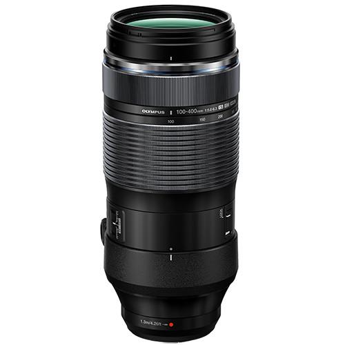 Olympus M.Zuiko Digital ED 100-400mm f/5.0-6.3 IS Objektiv