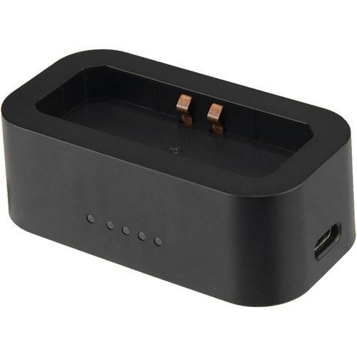 Godox UC18 USB Ladegerät für VB18 Akku - Schrägansicht