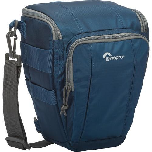 Lowepro Toploader Zoom 50 AW II Kameratasche blau