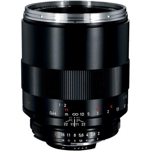 ZEISS Makro-Planar T* 100mm f/2 ZF.2 Objektiv für Nikon F
