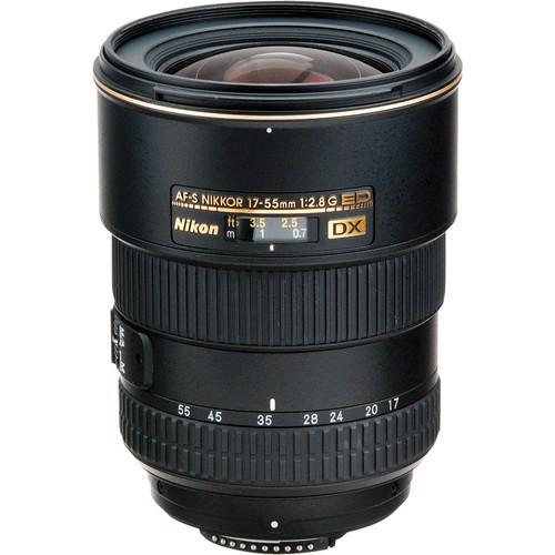 Nikon AF-S DX Zoom-Nikkor 17-55mm f/2.8 G IF-ED Objektiv