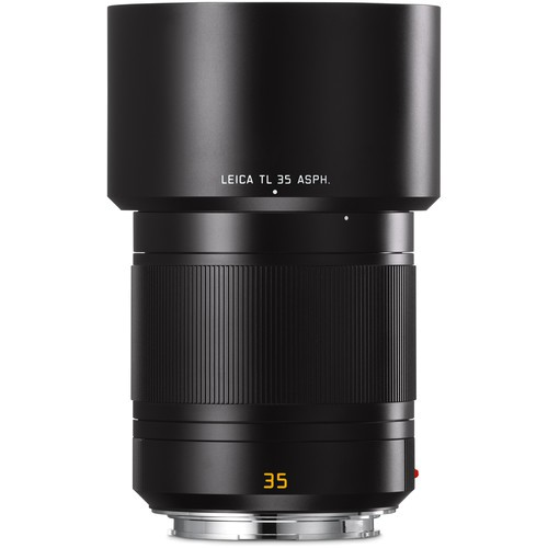 Leica Summilux-TL 35mm f/1.4 ASPH. Objektiv - Frontansicht