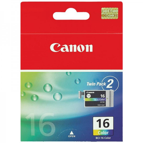 Canon BCI 16 Color, 2er Pack
