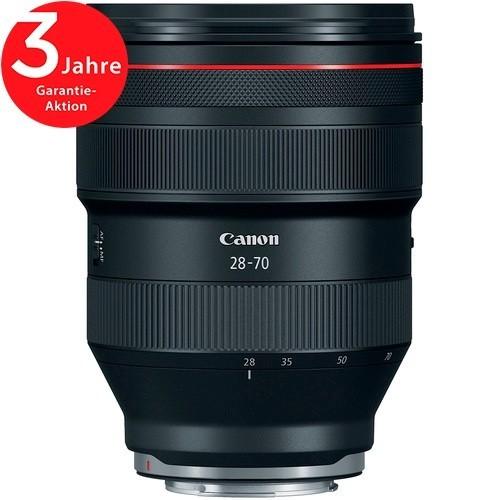 Canon RF 28-70mm f/2L USM Objektiv - Frontansicht