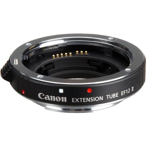 Canon EF12 II Zwischenring - Frontansicht