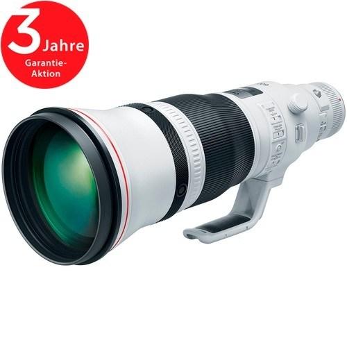 Canon EF 600mm f/4L IS III USM Objektiv - Schrägansicht