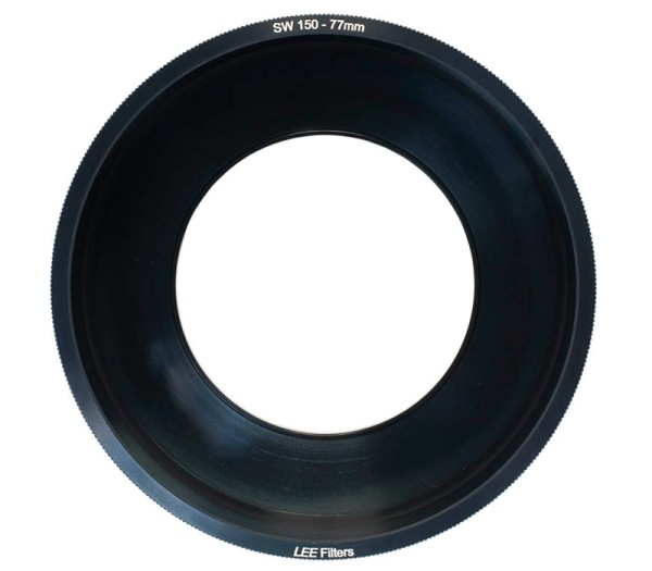 Lee Filters SW150 Adapter Ring 77mm - Frontansicht