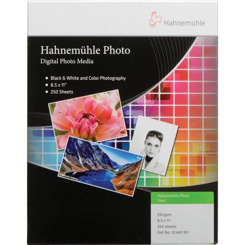 Hahnemühle Photo Pearl 310g Papier Glossy A4 25 Blatt