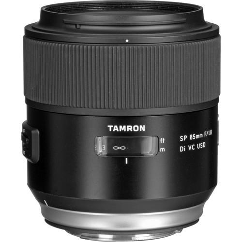 Tamron SP AF 85mm f/1.8 Di VC USD Objektiv für Canon