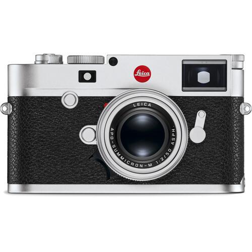 Leica M10-R Gehäuse 20003 silber