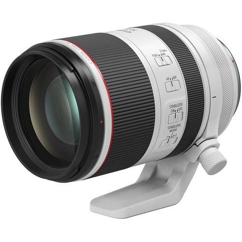 Canon RF 70-200mm f/2.8L IS USM Objektiv - Schrägansicht