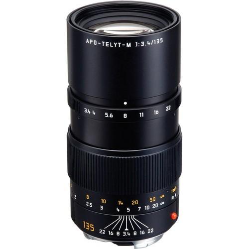 Leica APO-TELYT-M 135mm f/3.4 Objektiv 11889