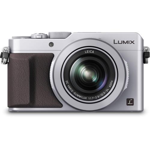 Panasonic Lumix DMC-LX100 - Frontansicht