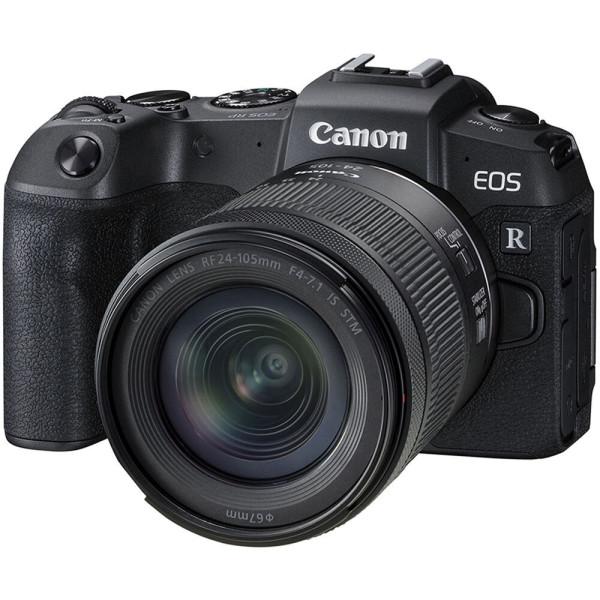Canon EOS RP Kit mit RF 24-105 STM f/4-7.1 Objektiv