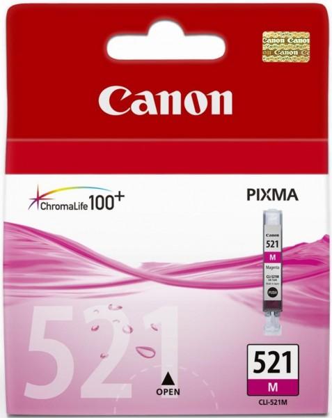 Canon CLI-521M Tintenpatrone magenta