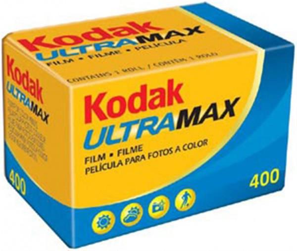 Kodak Ultra Max 400 KB-Film 135-36