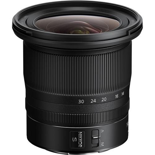 Nikon Z 14-30mm f/4 S Objektiv - Frontansicht