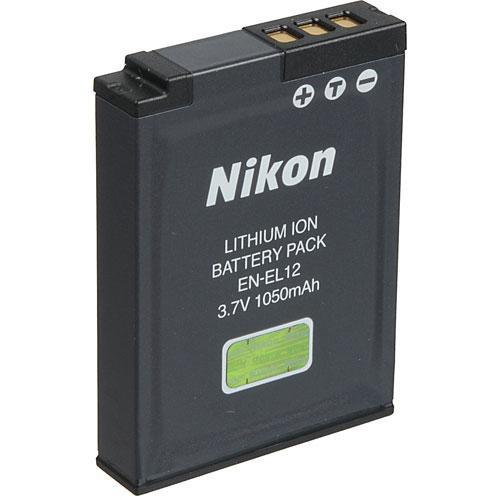 KAMERA AKKU LADEGERÄT für NIKON CoolPix S9600 P310 EN EL12