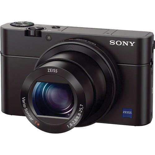 Sony Cyber-Shot DSC-RX100 III - Frontansicht