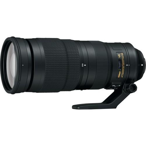 Nikon AF-S Nikkor 200-500mm f/5.6 E ED VR Objektiv