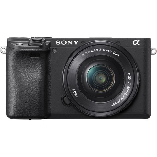 Sony Alpha 6400 Kit mit 16-50mm Objektiv (Vlogger Kit)