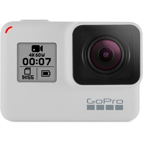 GoPro Hero 7 Black Limited Edition Dusk White - Frontansicht