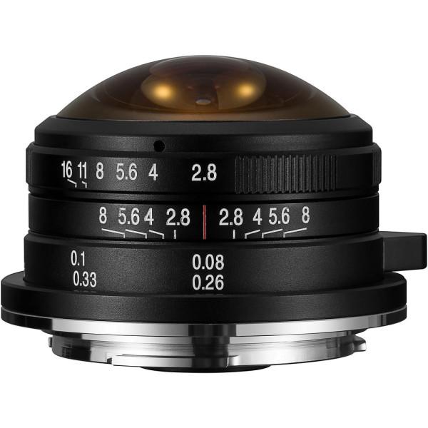 Laowa 4mm f/2,8 Canon EOS-M