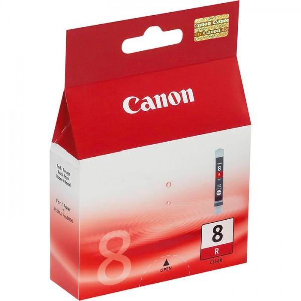 Canon CLI-8R Tintenpatrone rot