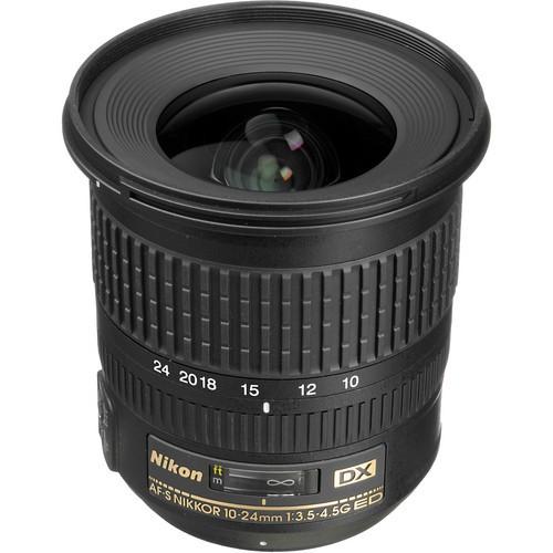 Nikon AF-S DX Nikkor 10-24mm f/3.5-4.5 G ED Objektiv