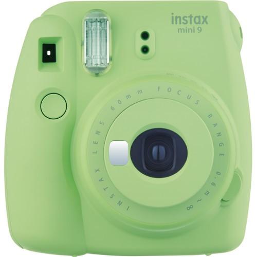 Fujifilm Instax Mini 9 grün - Frontansicht